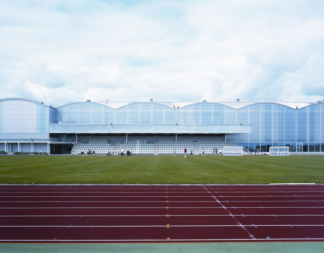 Regional Sports Facility, University of Aberdeen track