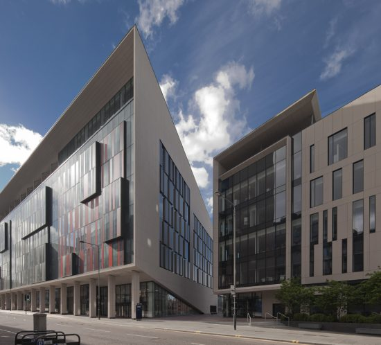 Technology and Innovation Centre - University of Strathclyde