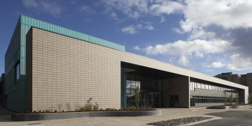 Centre for Health Science, Inverness - Exterior