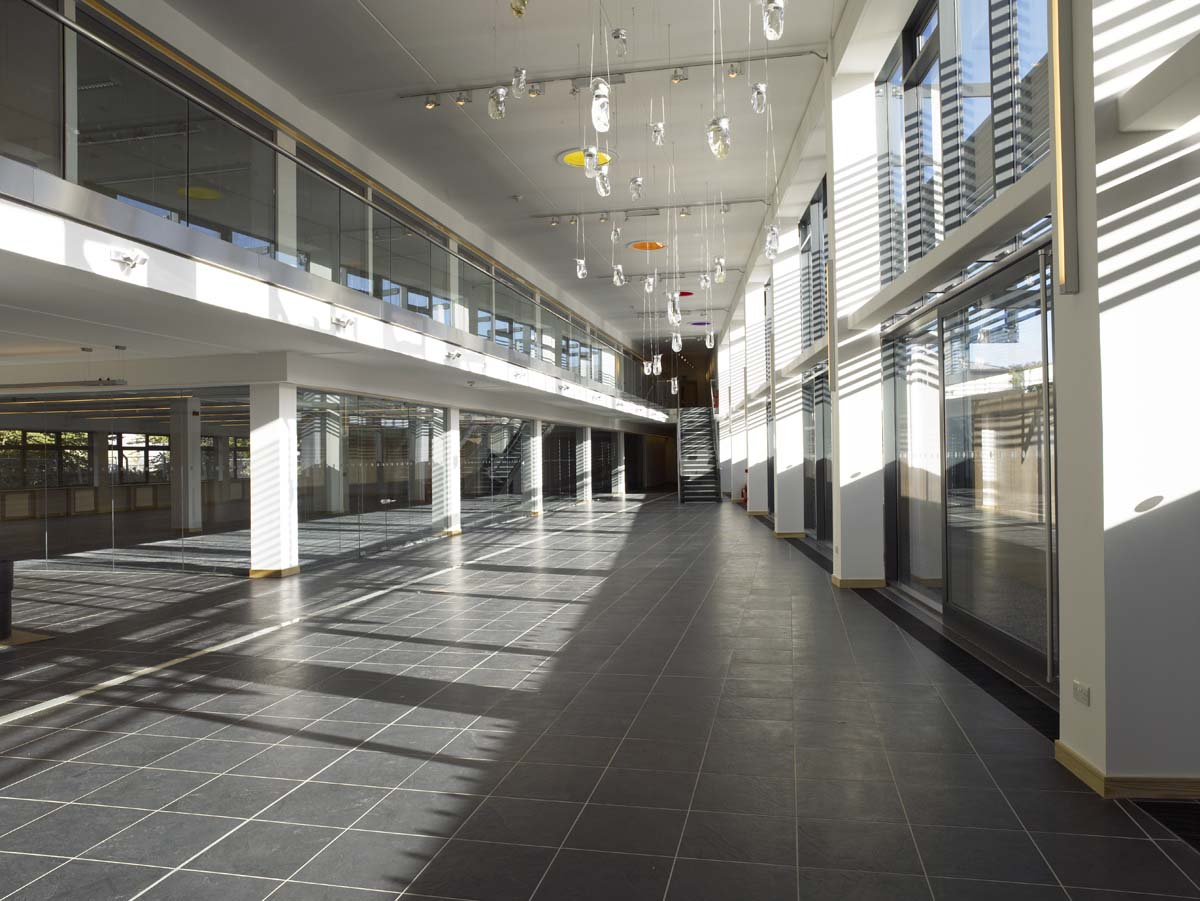 Centre for Health Science, Inverness - foyer
