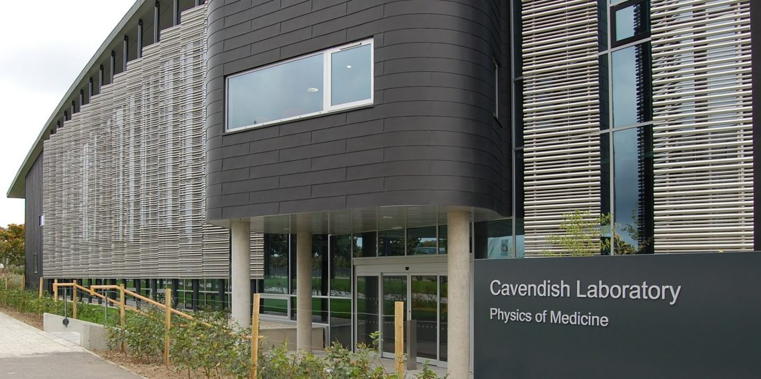 Cavendish Laboratory - Physics of Medicine