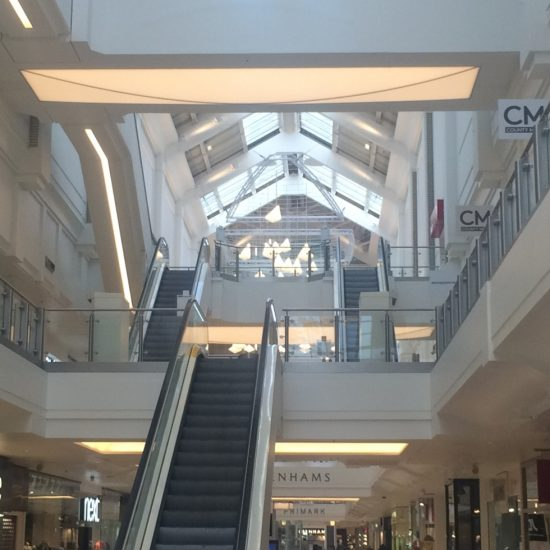 County Mall, Crawley