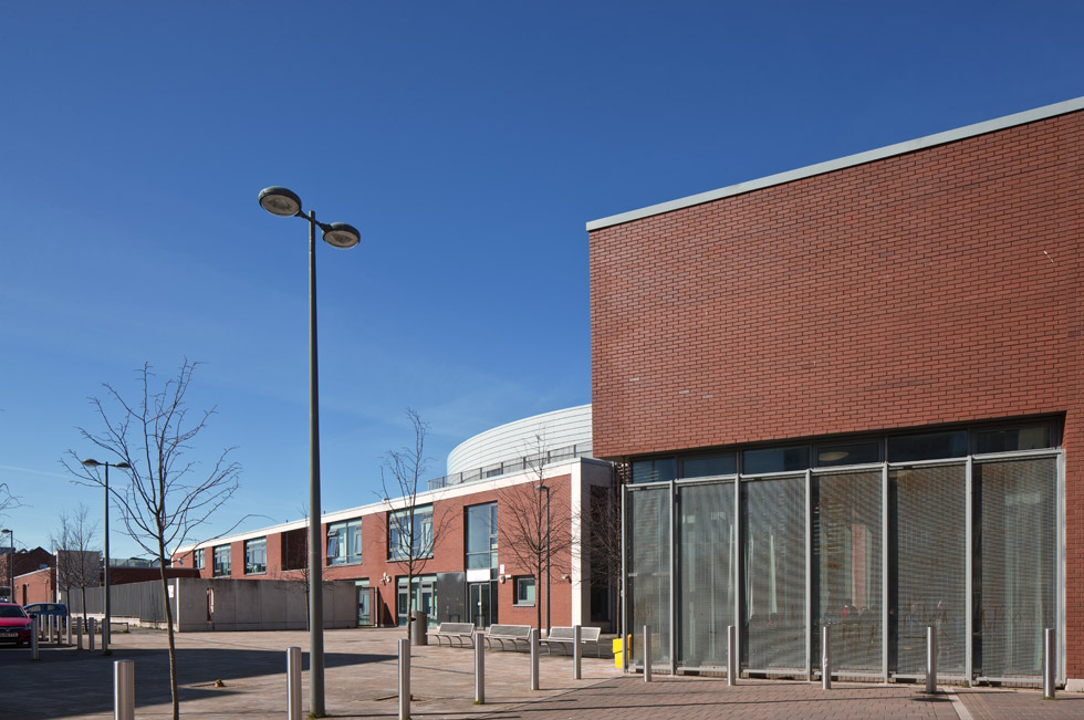 Craigmillar Joint Venture Group, New Primary School Campus, Craigmillar, Edinburgh