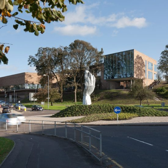 Forth Valley College, Alloa and Stirling