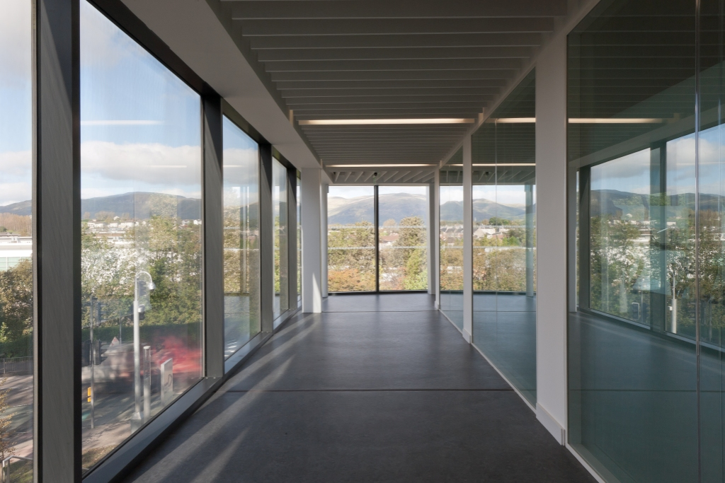 Forth Valley College, Alloa and Stirling Interior