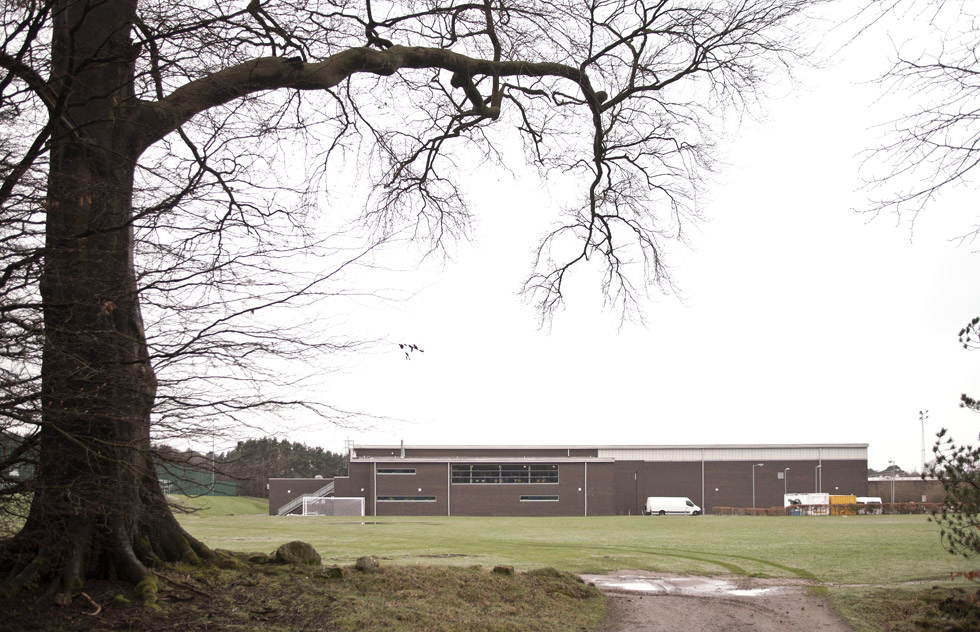Heriot Watt University and HMFC Sports Academy, Edinburgh