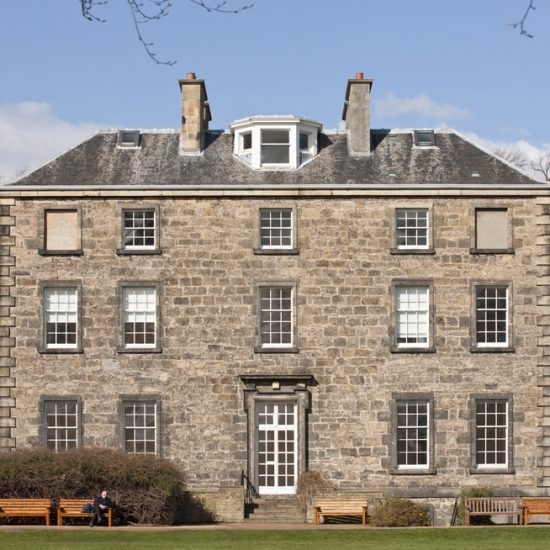 Inverleith House, Royal Botanical Gardens, Edinburgh