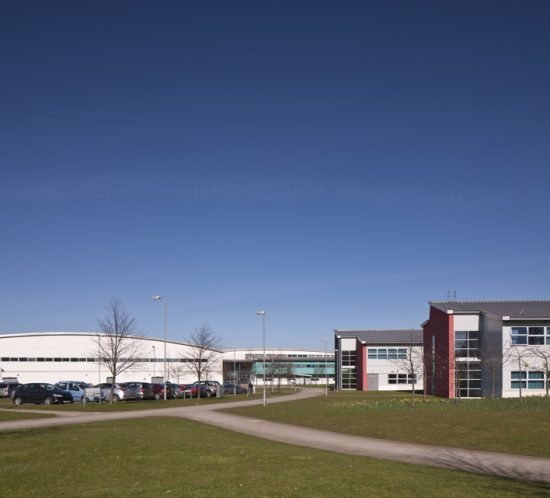 Midlothian Council, Community, Educational and Sports Campus, Dalkeith