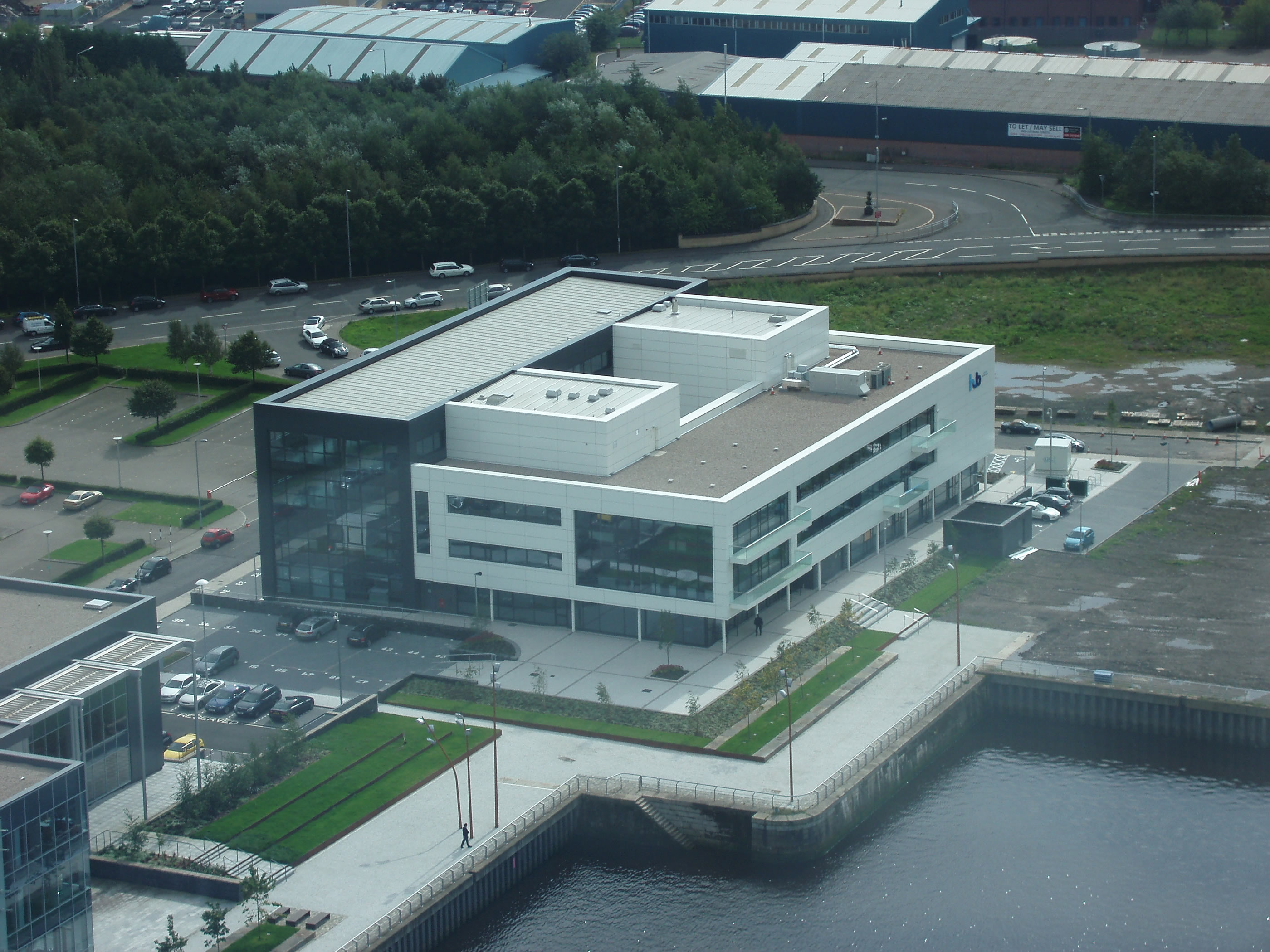 Pacific Quay, Glasgow Building 1