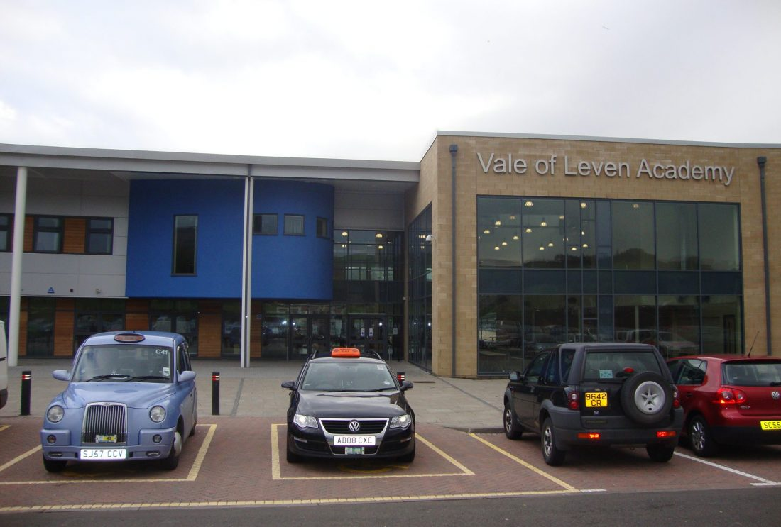 Vale of Leven Academy Exterior mod
