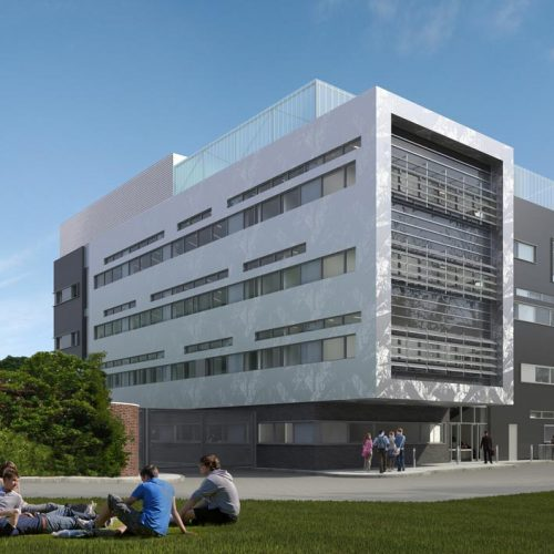 Wolfson Wohl Cancer Research Centre